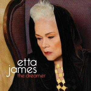 Etta James: the Dreamer album art