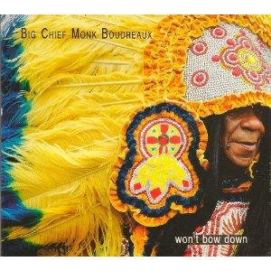 Big Chief Monk Bordeau's