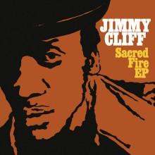 Jimmy Cliff Sacred Fire EP album art
