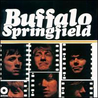 Buffalo Springfield Album Art