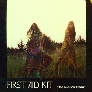 First Aid Kit the Lions Roar album art