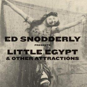 Ed Snodderly Album Art