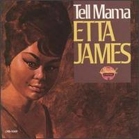 Etta James tell mama album art