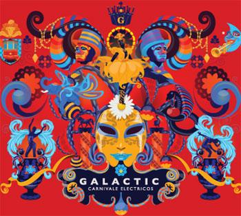 Galactic Album Art