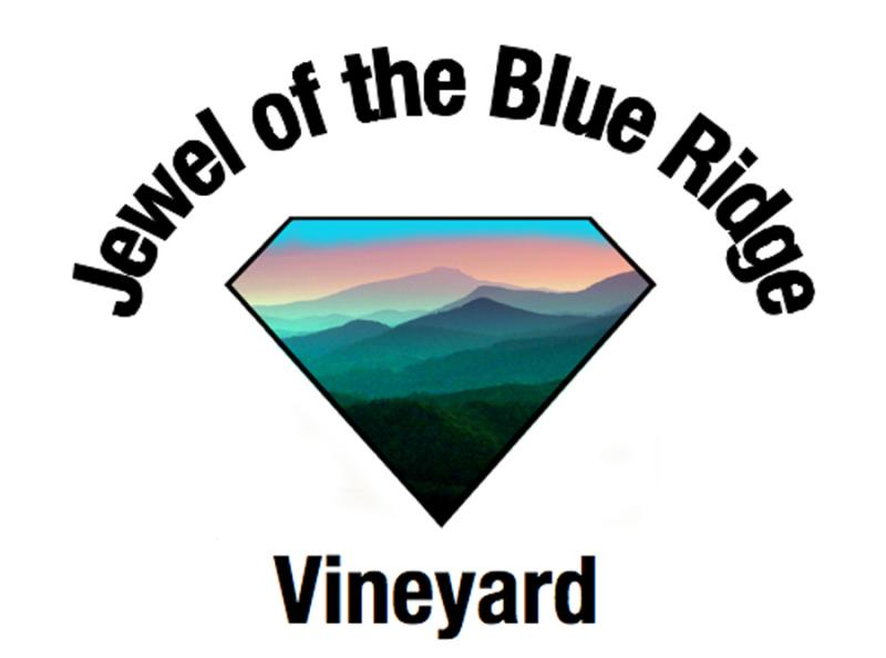 Jewel of the Blue Ridge Vineyard Logo