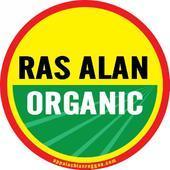 Ras Alan Organic Logo