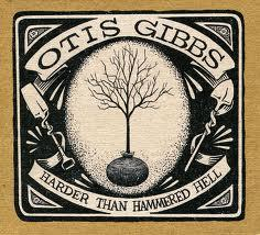 Otis Gibbs Album Art