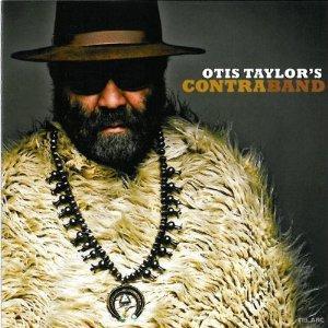 Otis Taylor Contraband album art
