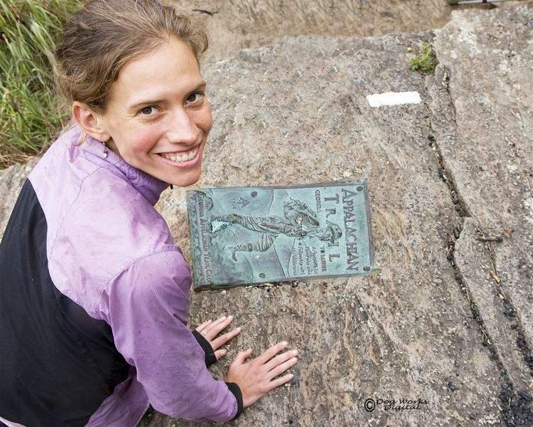 Smile at Springer Appalachian Trail