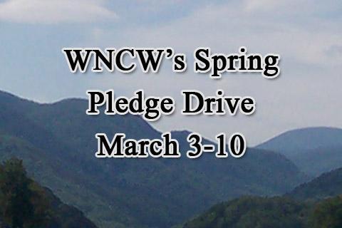 Spring Pledge Drive Logo