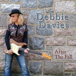 Debbie Davies after the fall