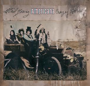 Niel Young and Crazy Horse Album Art americana