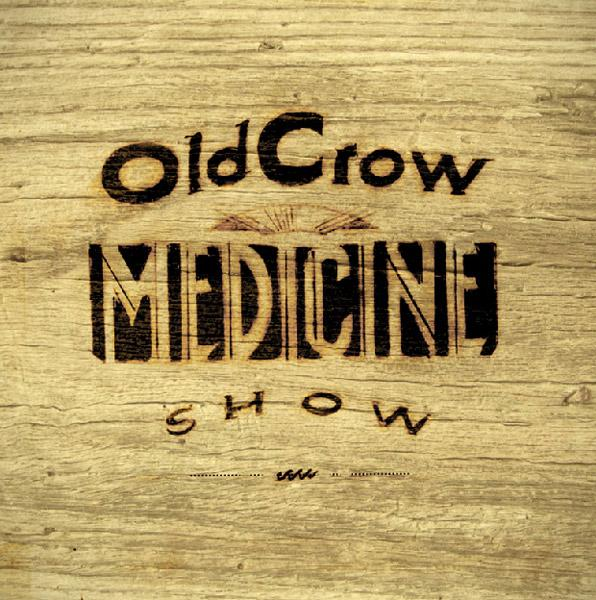 Old Crow Medicine Show Wood Burning