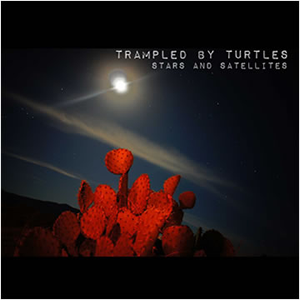 Tramplet By turtles stars and satellits  Album Art