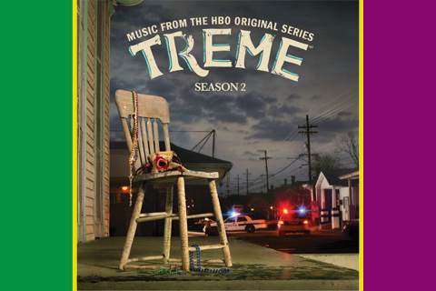 Music From Treme Album
