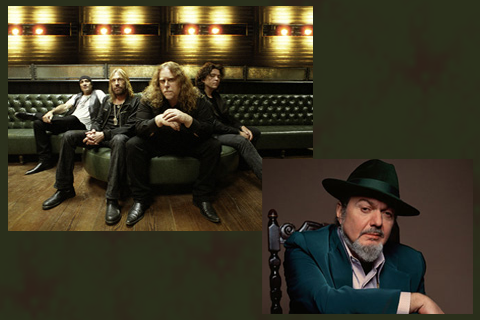 Govt mule and dr john