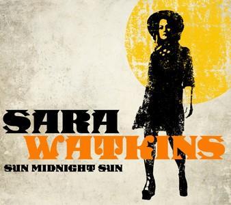Sara Watkins sun midnight sun  Album Art