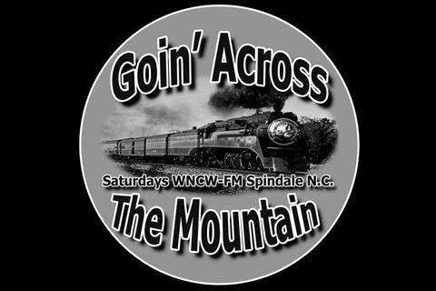Goin Across the Mountain Logo