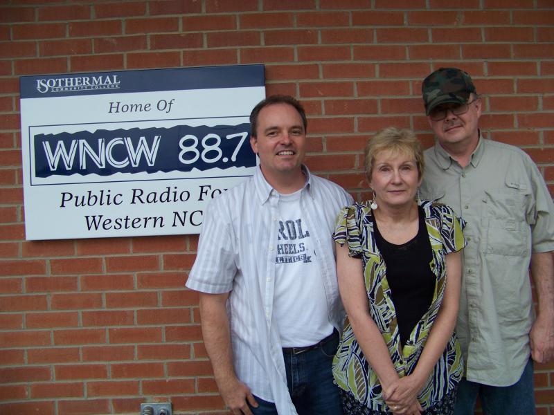 Joe Kendrick, Cathy and Keith Shockley