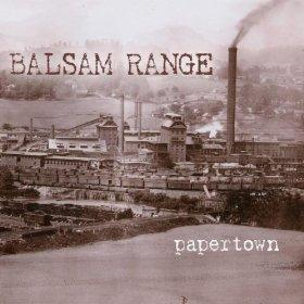 Balsam Range Papertown Album Art