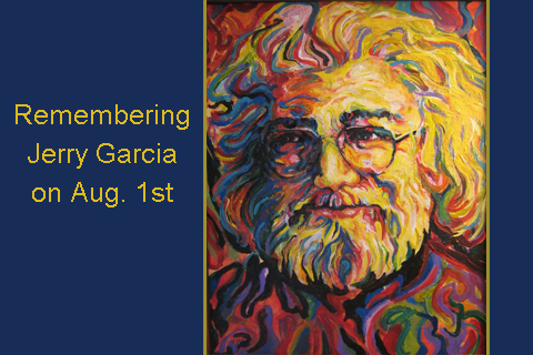 Remembering Jerry Garcia