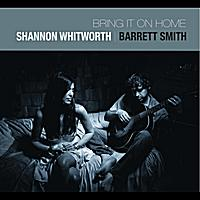 Shannon Whitworth and Barret Smith Album Art