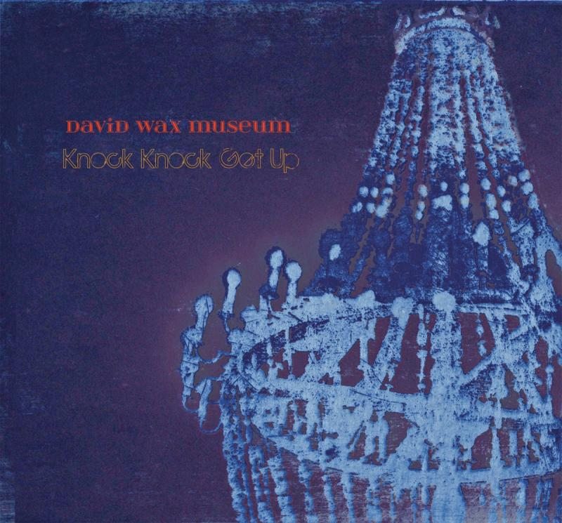 David Wax Museam Album Art