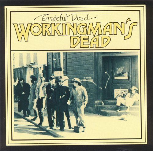 Workingman's dead  Album Art