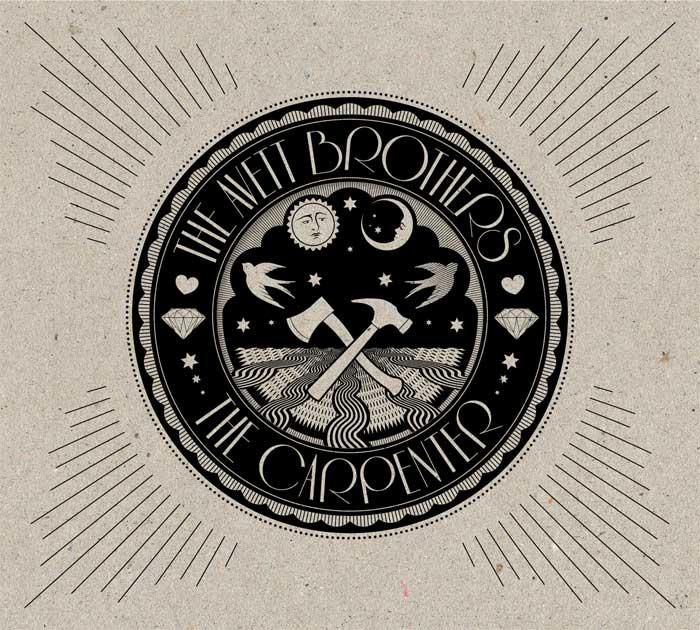 The Avett Brothers The Carpenter  Album Art