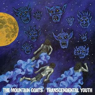 The Mountain Goats Album Art