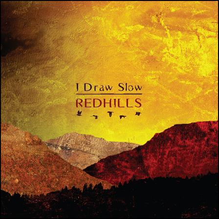 I draw slow redhills  Album Art