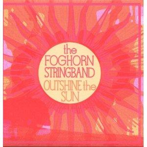 The Foghorn String band Album Art