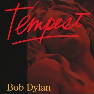 Tempest Bob Dylan  Album Art