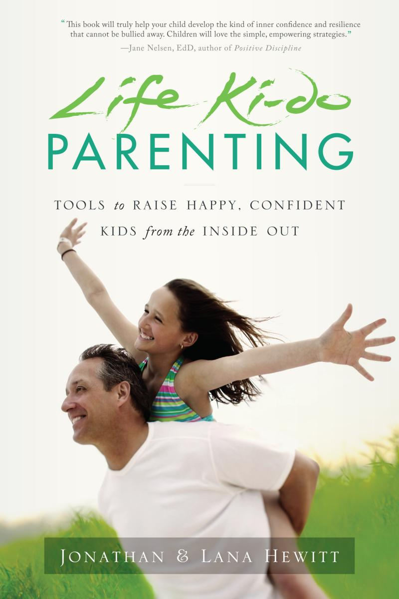 Parenting Book Cover