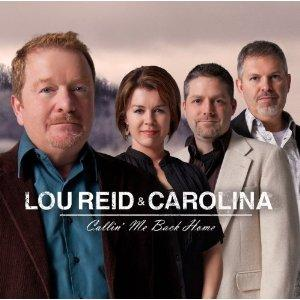 Lou Reid and Carolina  Album Art