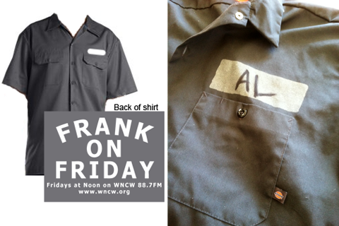 Frank on Friday T Shirt