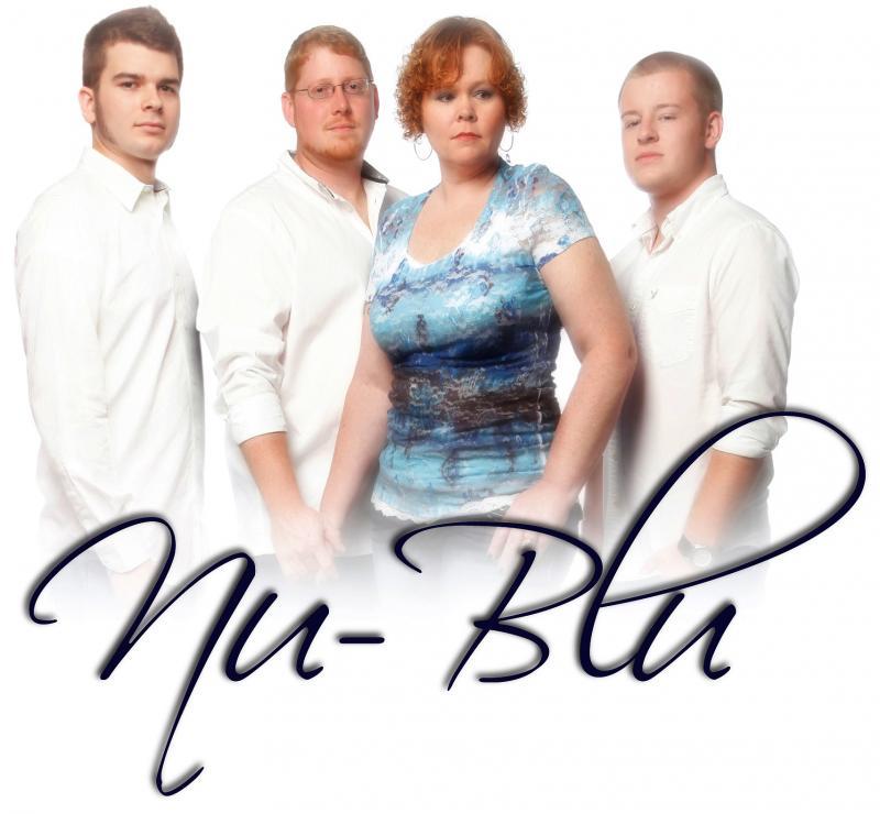 Nu Blu  Album Art