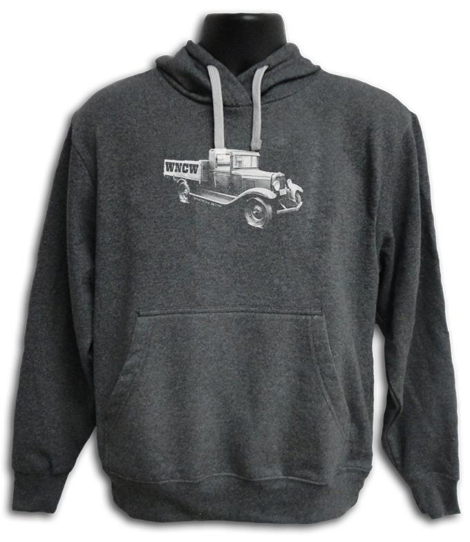 WNCW Truck Hoodie