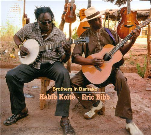 Brothers in Bamako Album Art