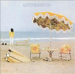 ON the Beach Album Art