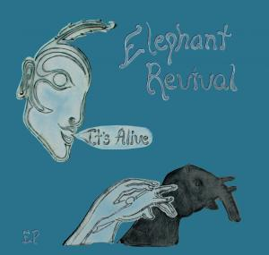 Elephant Revival  Album Art