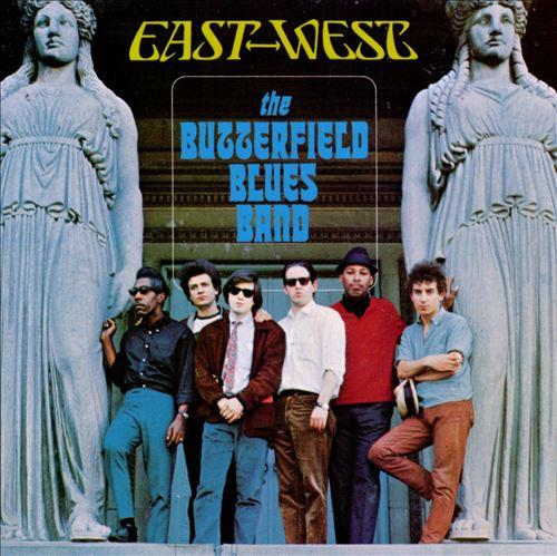 East West Album Art