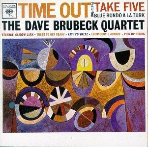 Dave Brubeck Time out Album Art