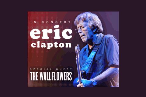 Clapton Giveaway Logo