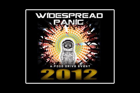 Widespread Panic New Years giveaway logo