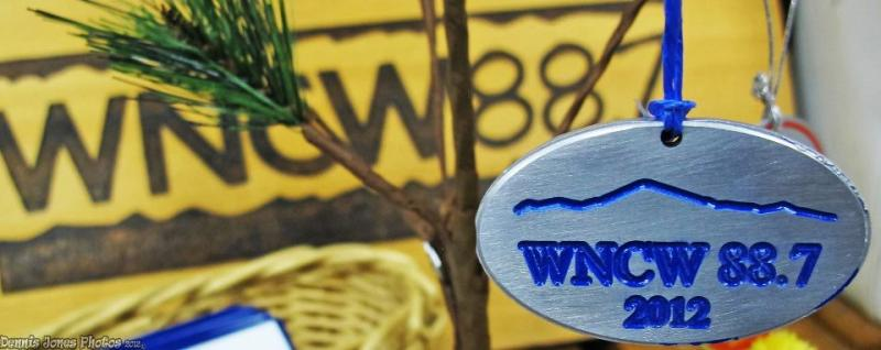 WNCW ornament