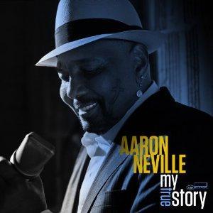 AAron Nelville  album art