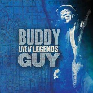 buddy guy live at legends  Album Art