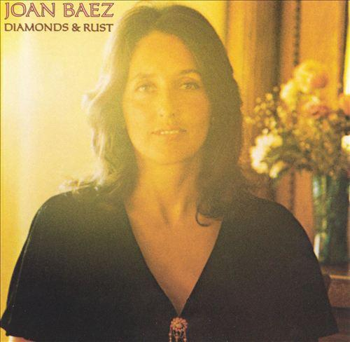 Joan Baez Album Art