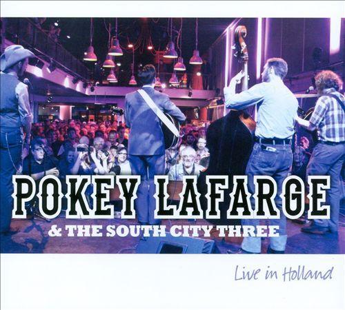 Pokey Lafarge Album Art